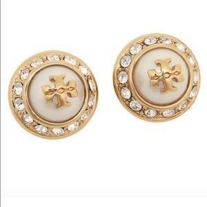 🆕List! Tory Burch Natalie Stud Earrings! NEW!